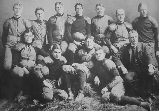 1901 Harvard football team