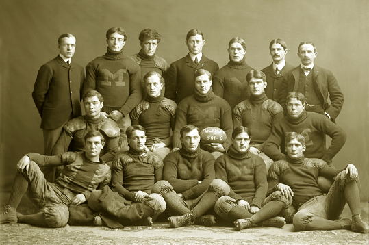 1901 Michigan football team