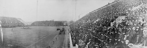 1903 Dartmouth-Harvard football game