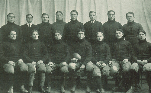 1903 Iowa football team