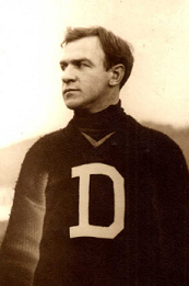 Dartmouth and Colorado football coach Fred Folsom