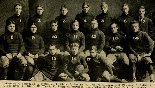 1904 Illinois football team