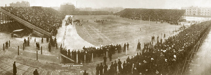 1905 Chicago-Michigan football game