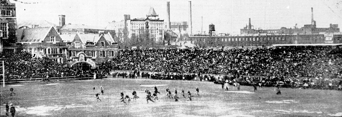 1907 Cornell-Penn football game