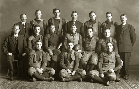 1907 Michigan football team