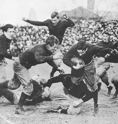 1907 Yale-Harvard football game