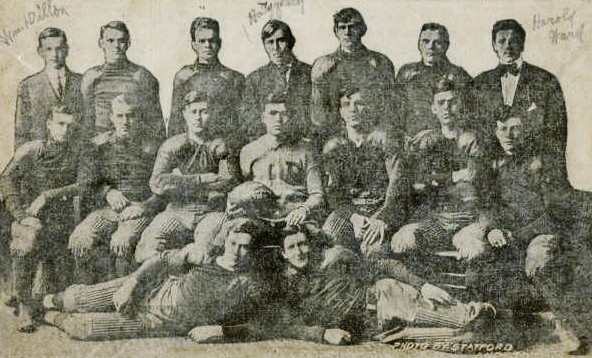 1908 DePaul University football team