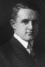 Northwestern football coach Fred Murphy