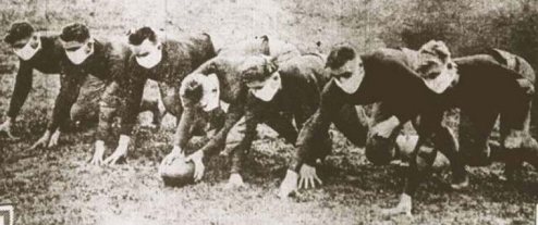 Washington (Missouri) football team in 1918