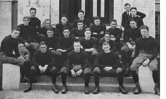 1920 College Football Top 25