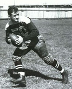 Michigan State and Green Bay Packer halfback Bob Monnett