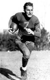 Alabama end Don Hutson