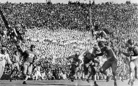 1935 Rose Bowl, Alabama-Stanford