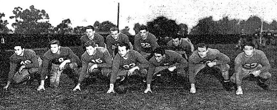 1935 Stanford football team
