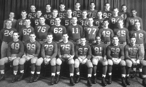 1947 Michigan football team