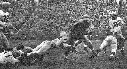 1947 Michigan-Illinois football game