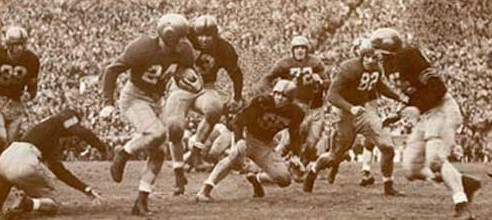 1947 Notre Dame-Army football game