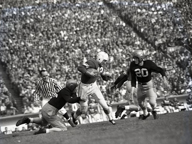 1947 Notre Dame-Nebraska football game