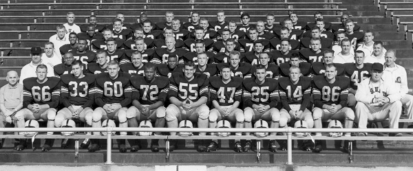 1958 Iowa football team