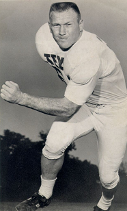 Texas guard/linebacker Tommy Nobis