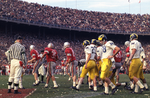 1968 Ohio State-Michigan football game