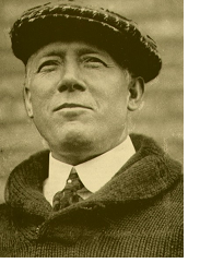 Minnesota football coach Henry Williams