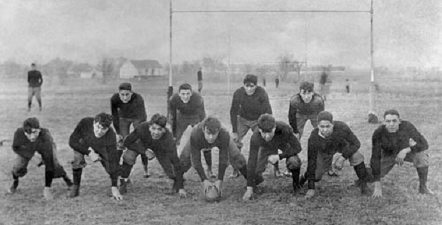 1911 Carlisle football team