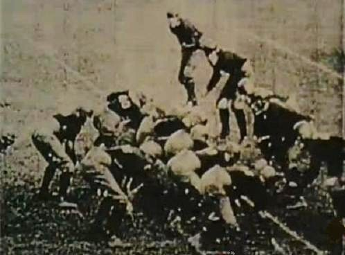 1922 Princeton-Chicago football game