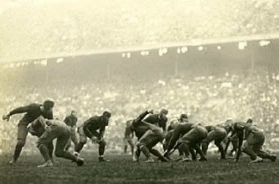 1923 Illinois-Chicago football game