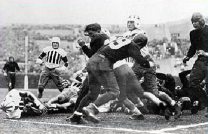 1931 Rose Bowl, Alabama vs. Washington State