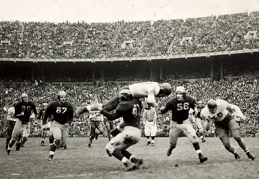 1944 Ohio State - Michigan football game