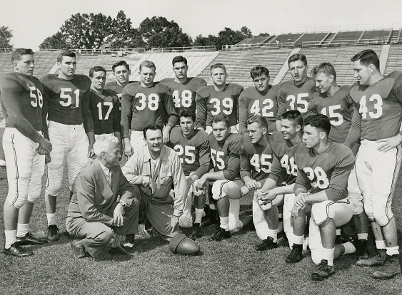 Maryland football team 1951